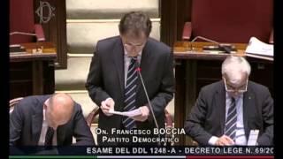 GOVERNO : BOCCIA, CHI PICCONA GUARDA A INTERESSI PERSONALI